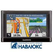 Автонавигатор Garmin nuvi 42 с картой НавЛюкс