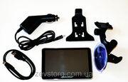 GPS навигатор Pioneer E6 Bluetooth 4gb AV 5 дюймов